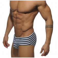 Briefs with stripes