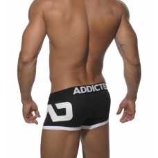 Black Fashion Boxers
