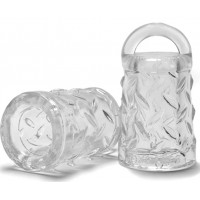 Oxballs Gripper Nipple Sucker - Clear