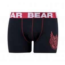 BEAR B/SHORT-PANEL Black