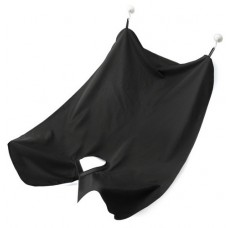 Beard Apron - Black
