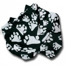 Bear Bandana Green
