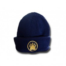 Beanie - Avalanche Gold Monogram Navy