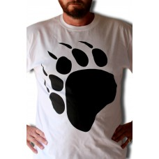 Bear T-Shirt White