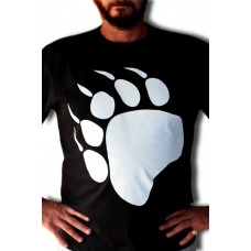 Bear T-Shirt Black