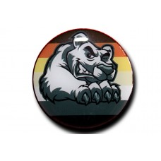 Fridge Magnet Bear Circle