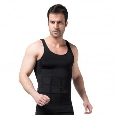 Body shapers/slimming vests Black