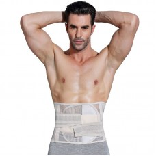 Waist Trainer Men Slimming Belt Badge