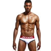 Jockmail White Push-up Cup