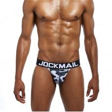 Jockmail Grey Camo Jockstrap