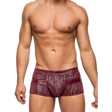 Dazzle Short - Burgandy