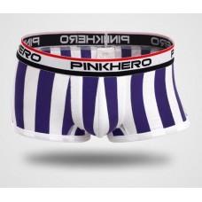 Pink Hero Purple Dynamic Stripes