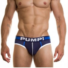 Pump Briefs Mesh Navy