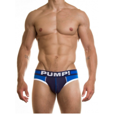 Pump Cotton Briefs Navy