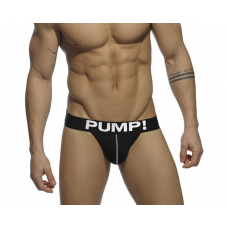 Pump Jock-Strap Black