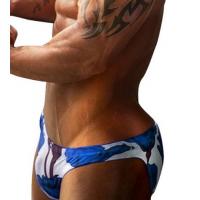 Blue Roses Brief Swimwear