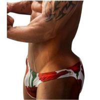 Red Roses Brief Swimwear
