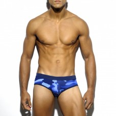 Swimwear - Blue Camo