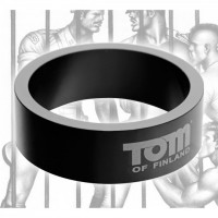 Tom of Finland 60mm Aluminum Cock Ring