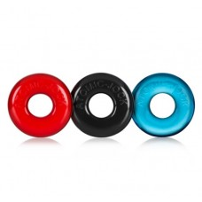 Oxballs Ringer 3 Pack Ring - Multi