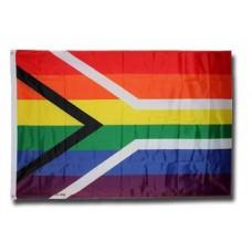 Gay SA Flag