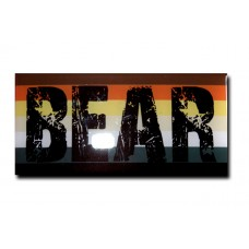 Fridge Magnet Bear Flag